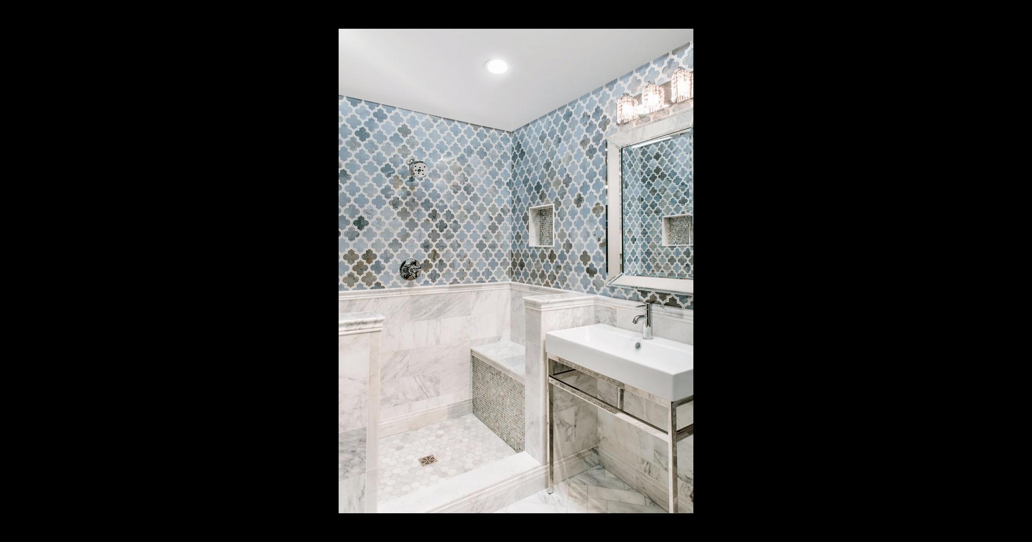Hampton Carrara Polished Marble Subway Tile 4x12 In Your